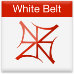 White Belt Icon